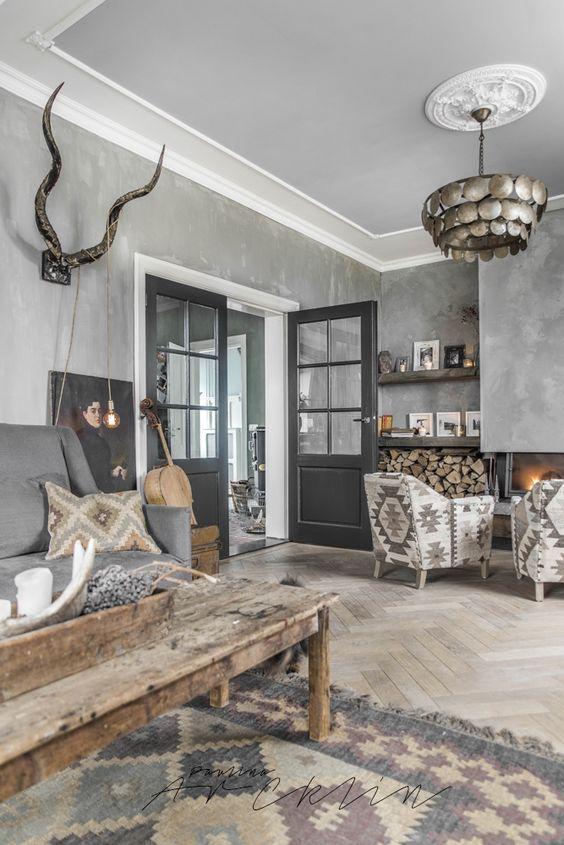 Materiales para el diseño de interiores 2019