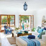Salas de estar estilo mediterraneo5
