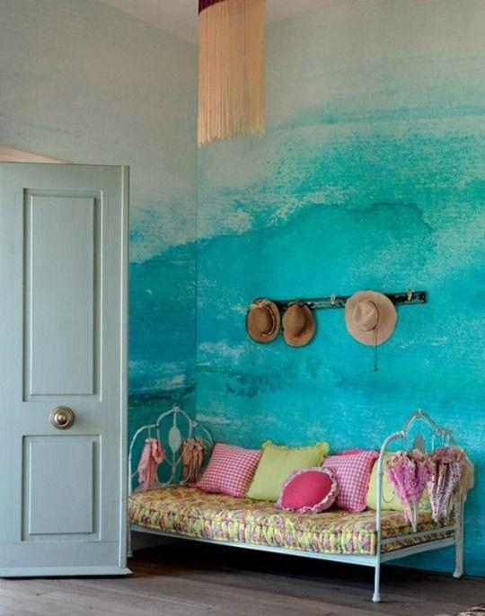 Tendencias para decorar paredes