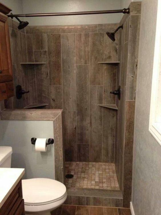 baño de casas de infonavit