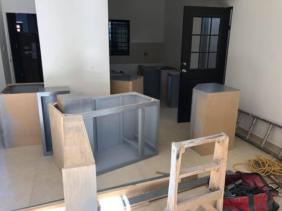 casas de infonavit remodelada por dentro antes y despues