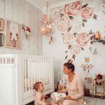 colores para cuarto de bebe niña