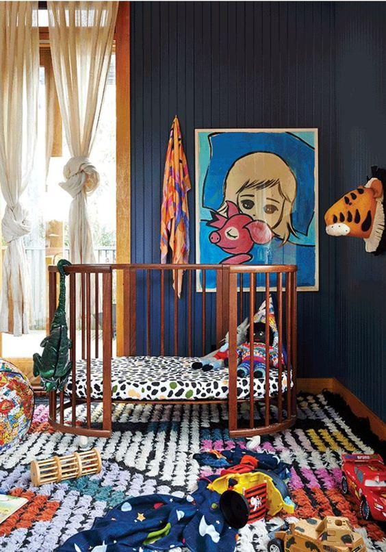 colores para cuarto de bebe niño