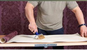 como se instala el papel tapiz