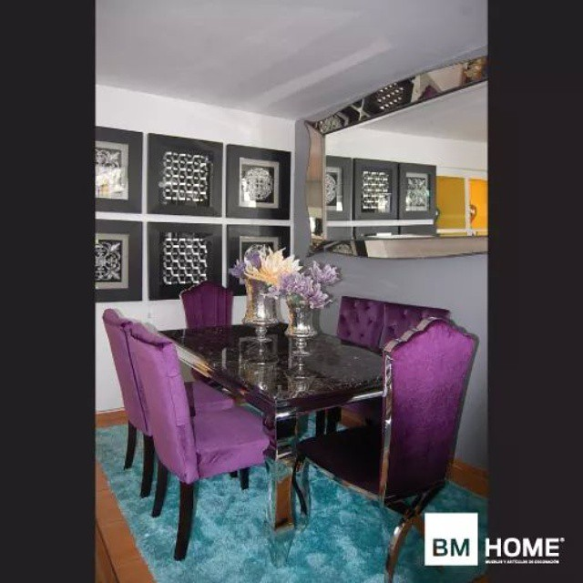 ideas para decorar comedor casa infonavit