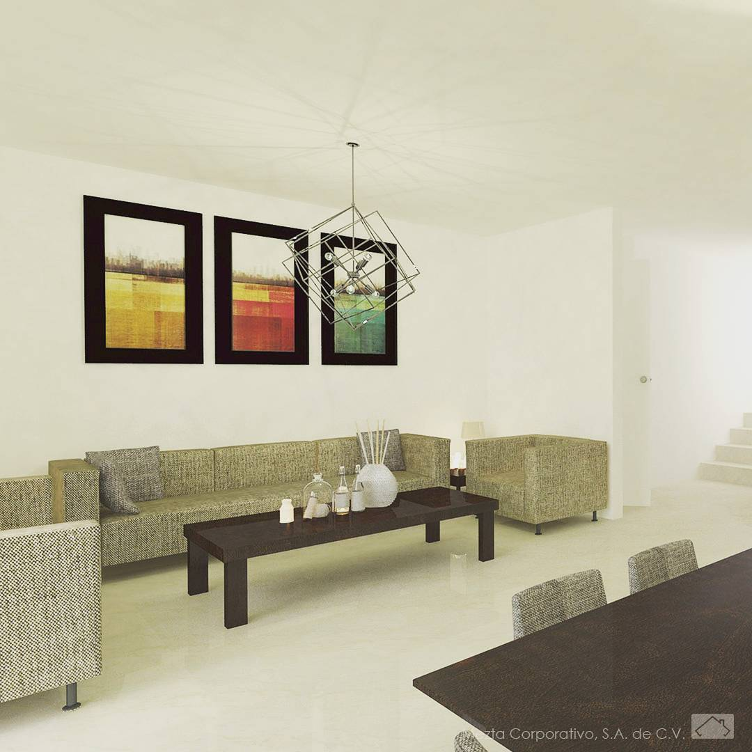 ideas para decorar sala casa de infonavit