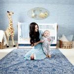 paleta de colores para habitacion de bebes