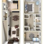 planos de casas de dos pisos pequeñas