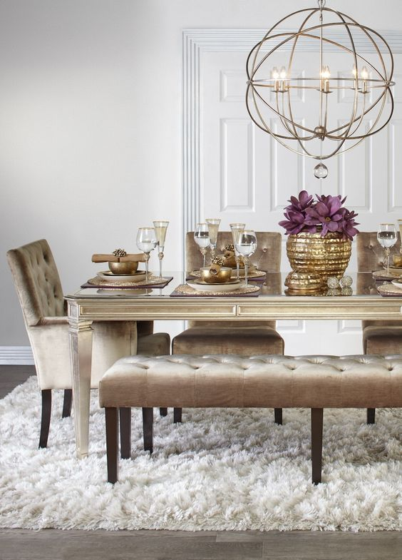 Formas para decorar tu comedor | Tendencias en decoración 2018