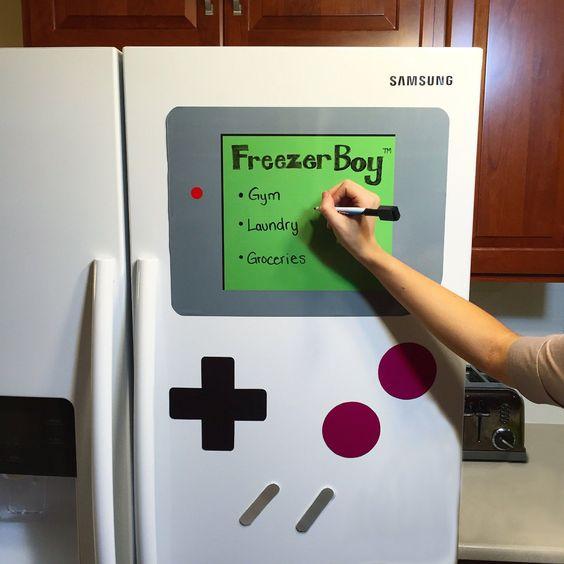 Como decorar una cocina con estilo geek