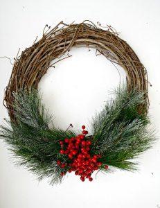 como hacer adornos navideños faciles