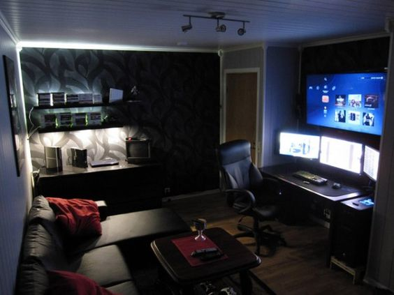 Decoración de habitaciones al estilo Geek