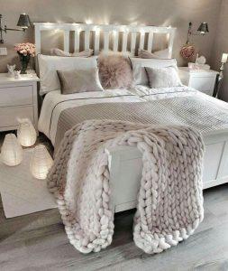 habitaciones modernas con rodapie tejido