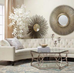 decoraciones de salas modernas y lujosas