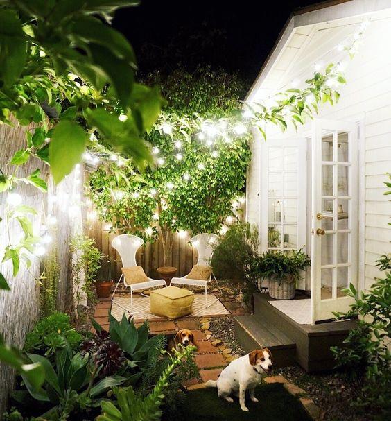 Diseño de patios pequeños