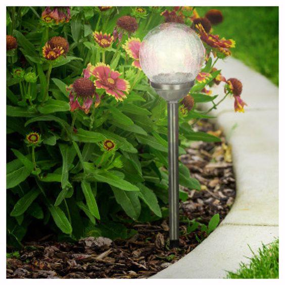 Iluminación jardines leds
