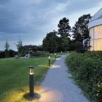 Imágenes de iluminación para el jardín