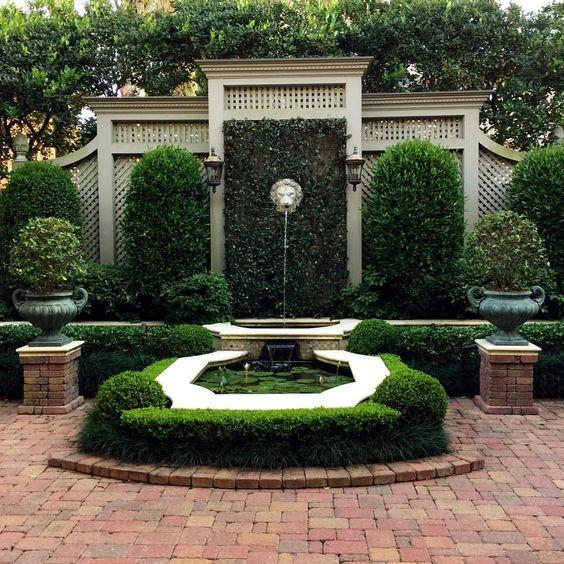 ¿Que es un jardín clásico?