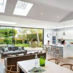 casas concepto abierto modernas