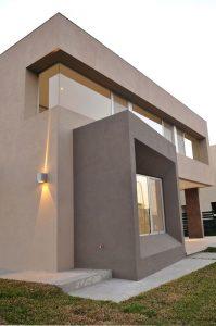 Colores para exteriores y fachadas modernas
