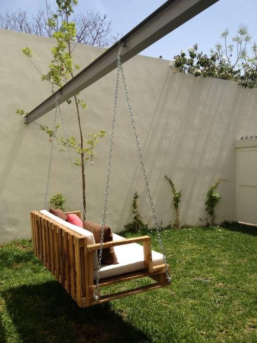 Columpios para jardines