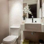 como decorar medio baño