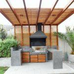 Imágenes de muebles para jardines modernos