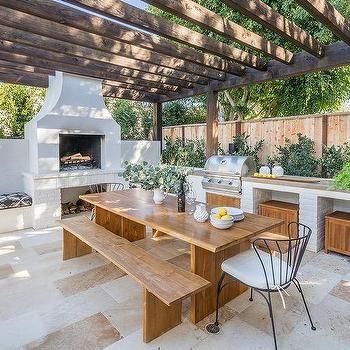 Mesas de jardin