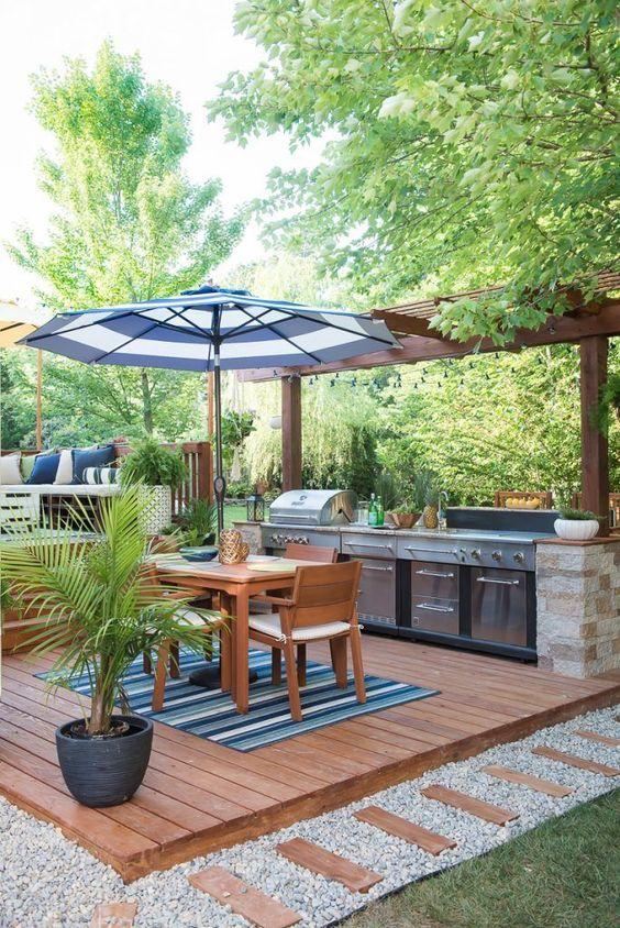 Muebles para jardines modernos tendencias para jard n 2018 for Muebles jardin modernos