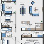 planos casas concepto abierto