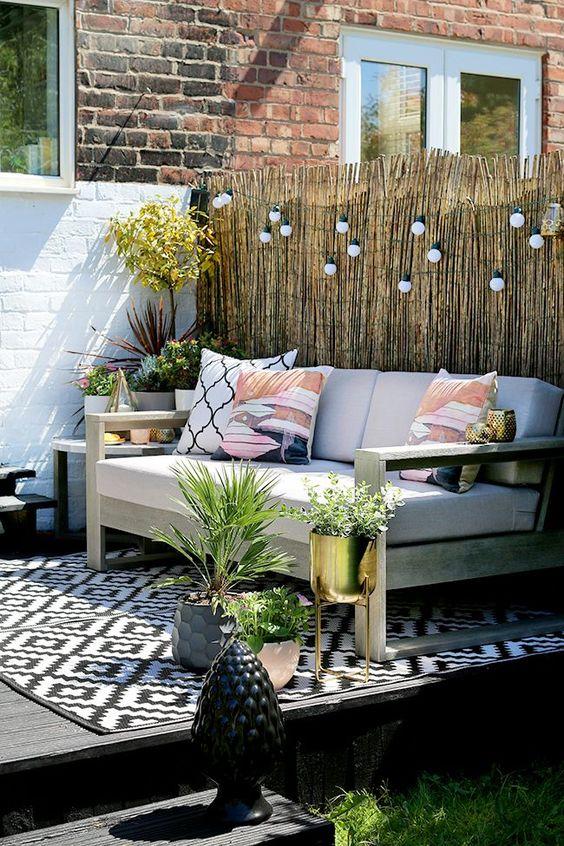 Sofas para jardin