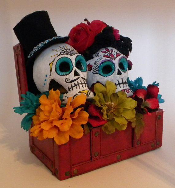 arreglos para una fiesta del dia de muertos