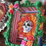 decoracion dia de muertos