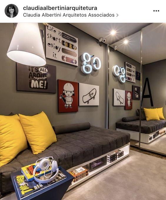 Ideas para decorar habitaciones juveniles