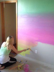 Ideas para decorar las paredes con tema de unicornio