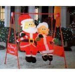 Imágenes de inflables navideños